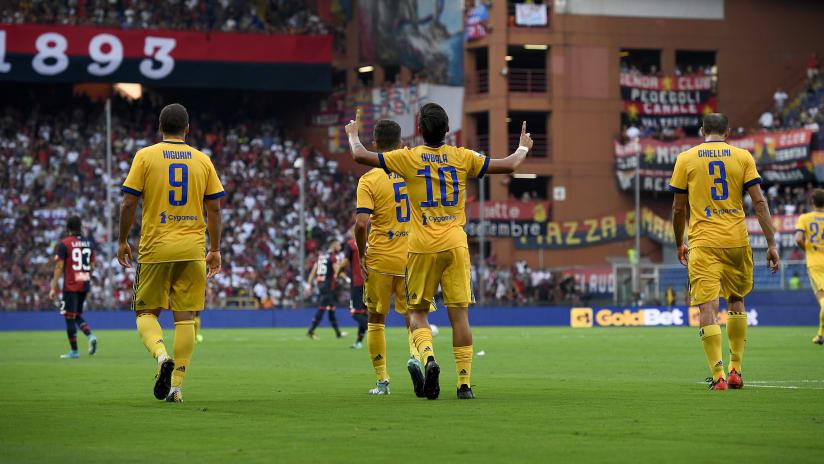 Serie A | Matchweek 2 | Genoa - Juventus