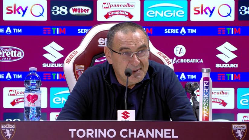 Press conference | Post Torino - Juventus