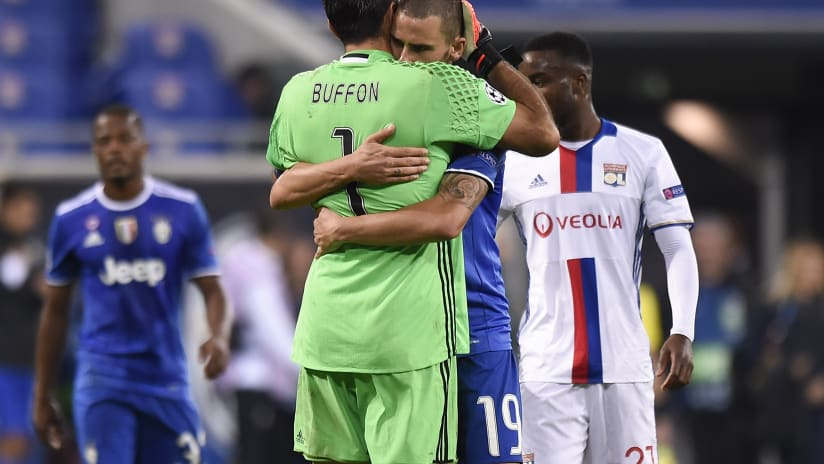 Key players | Buffon in Lyon: two perfect matches
