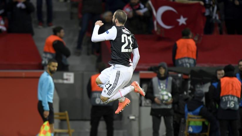 UCL | Matchweek 6 | Bayer Leverkusen - Juventus