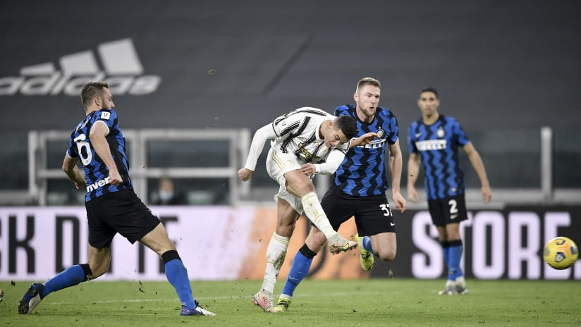 Gamereview | Coppa Italia semifinal second leg | Juventus - Inter