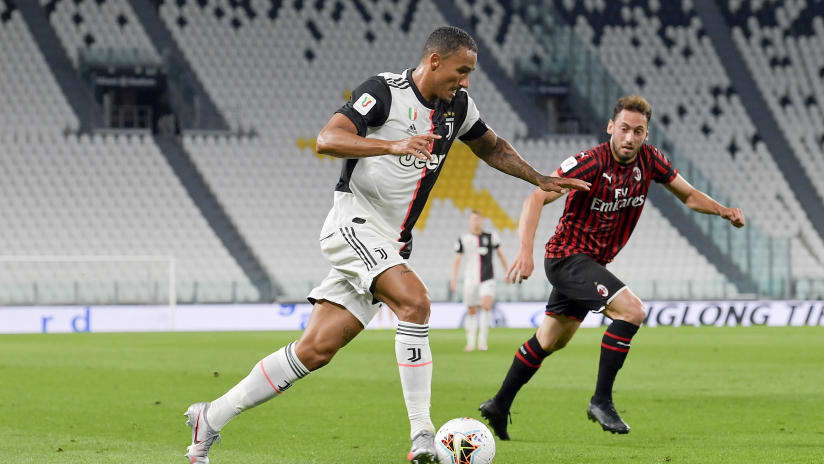 On this day: 2020   Juventus-Milan, the Italian Cup match