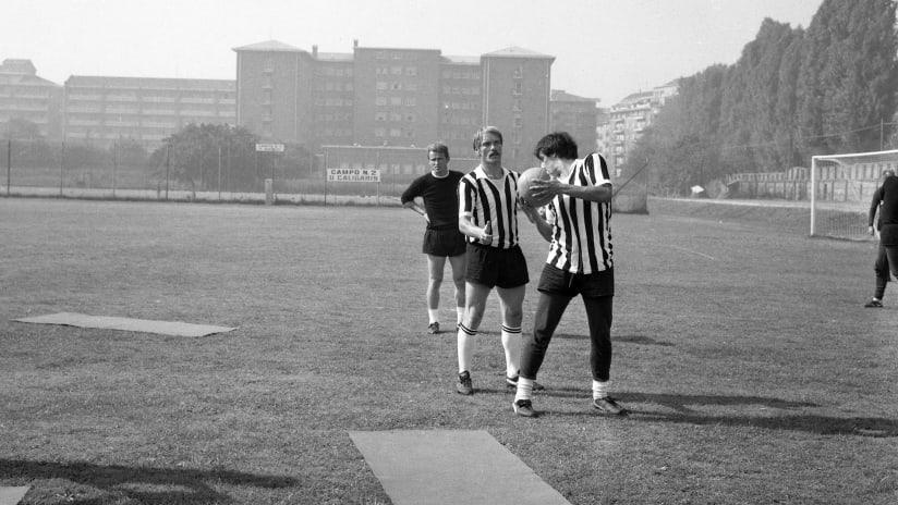 1976: BENETTI SI PRESENTA