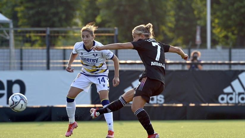 Women | Highlights Serie A | Juventus - Verona
