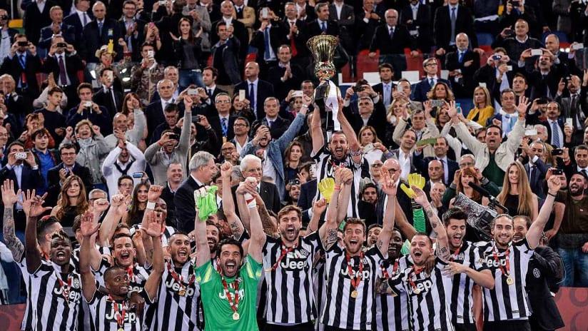 Finale Coppa Italia | Juventus - Lazio 2014/15