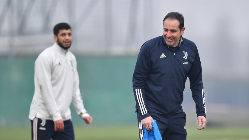 U23 | Zauli presenta Juventus - Lucchese