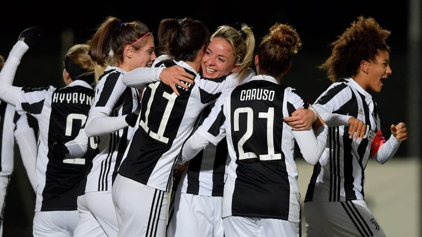 Women | Highlights Serie A | AGSM Verona - Juventus