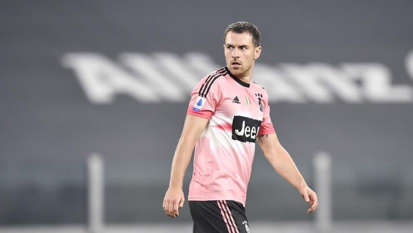 Juventus - Verona | Ramsey: «A difficult match»