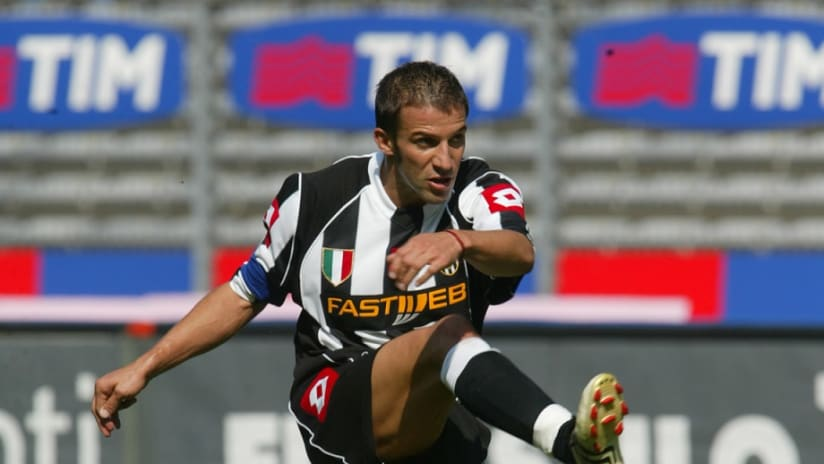 10 reasons to love Alessandro Del Piero