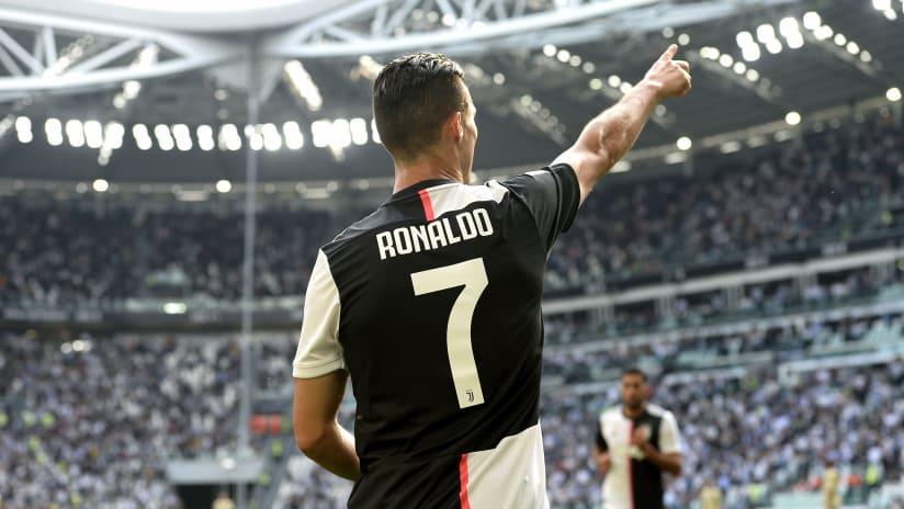Cristiano Ronaldo: skills & goals 2019/20