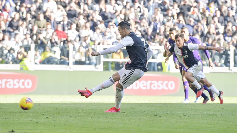 Highlights Serie A | Juventus - Fiorentina