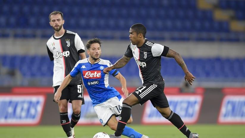 Da bordocampo | Coppa Italia - Finale | Napoli - Juventus