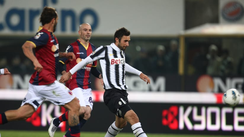 Key Players | Bologna - Juventus, the genius of Vucinic