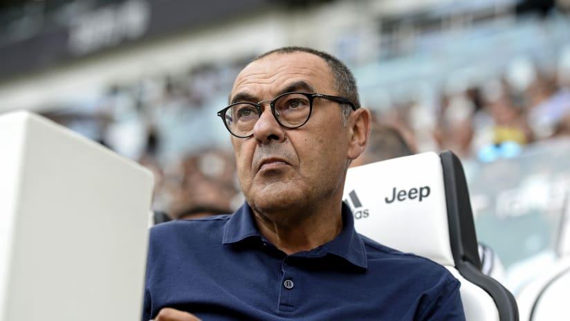 Maurizio Sarri previews Bologna - Juventus