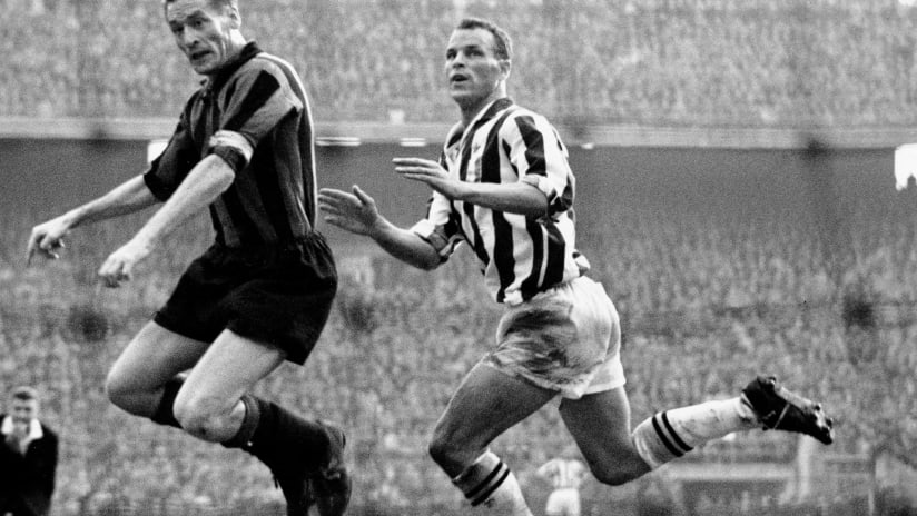The legend of John Charles
