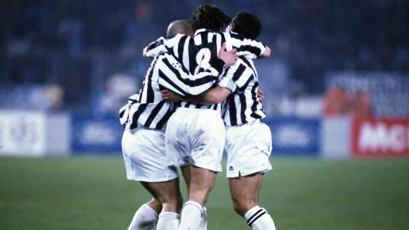 History | Every Champions League Goal 1995/1996