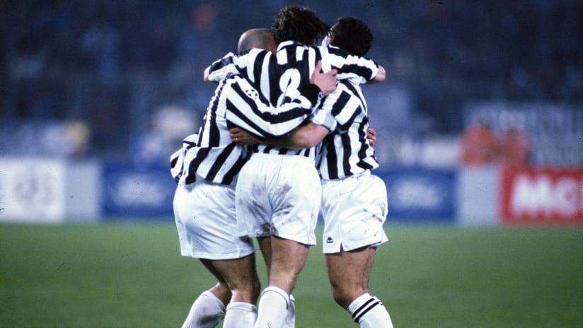 历史 | 1995/1996赛季欧冠联赛的每粒进球