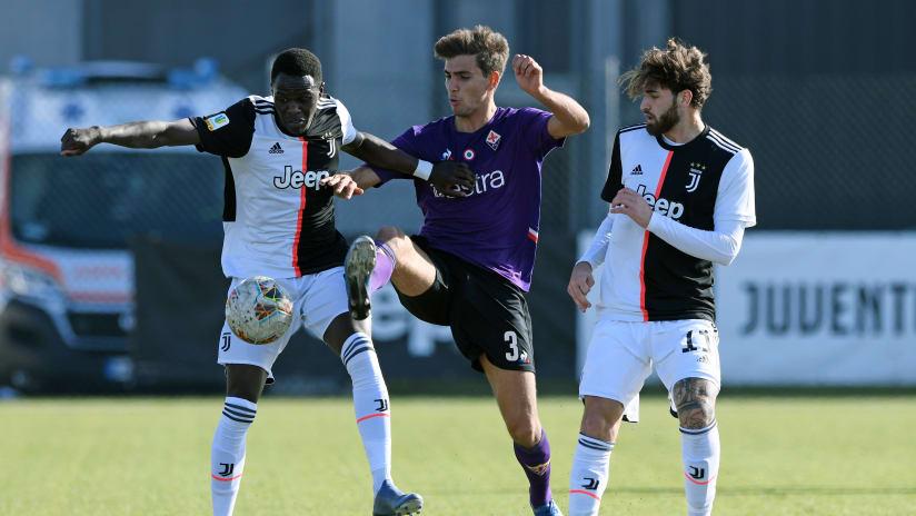 U19 | Coppa Italia - Ritorno semifinale | Juventus - Fiorentina