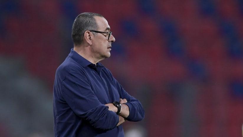 Bologna - Juventus | Sarri's analysis