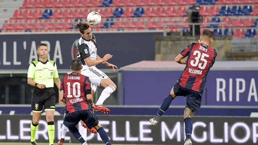 Gamereview | Matchweek 27 | Bologna - Juventus