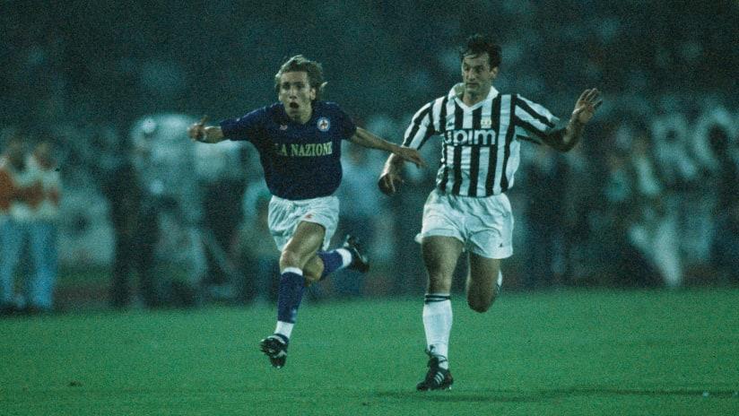 Classic Match Coppa UEFA | Juventus - Fiorentina 3-1 89/90