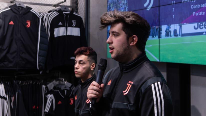 eSports | Amichevole | Juventus - Nantes