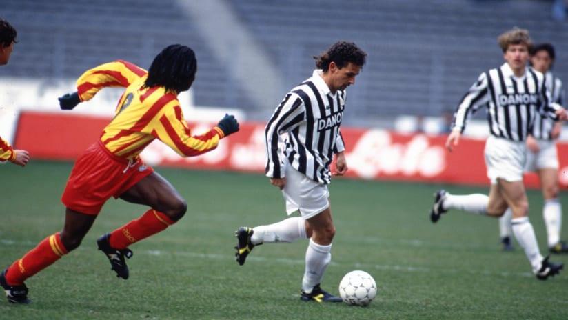 Juventus - Lecce   La cinquina del 1994