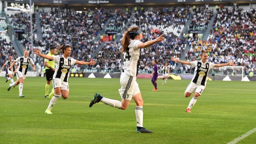 The Première | Un giorno con le Women all'Allianz Stadium