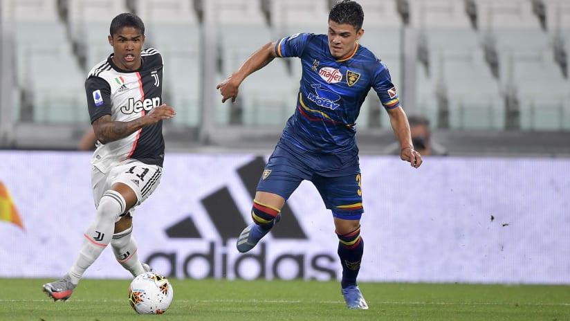 Pitchside view | Matchweek 28 | Juventus - Lecce