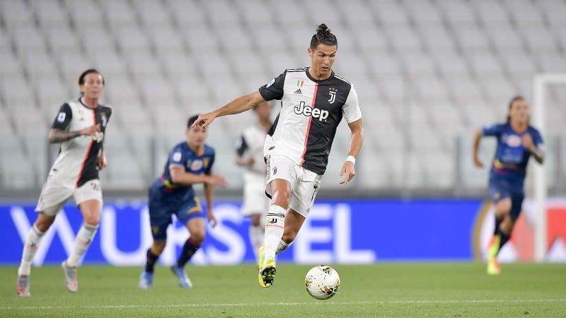 Gamereview | Matchweek 28 | Juventus - Lecce