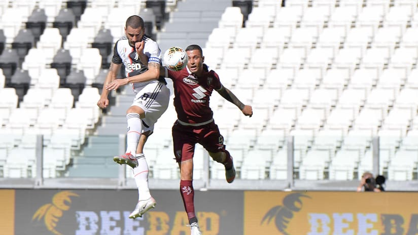 Pitchside view | Matchweek 30 | Juventus - Torino