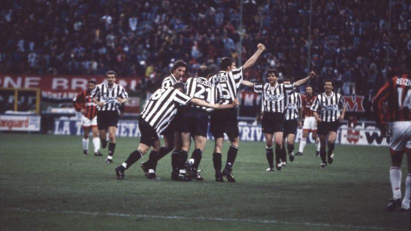 L'indimenticabile trionfo del 1997 | Milan-Juventus