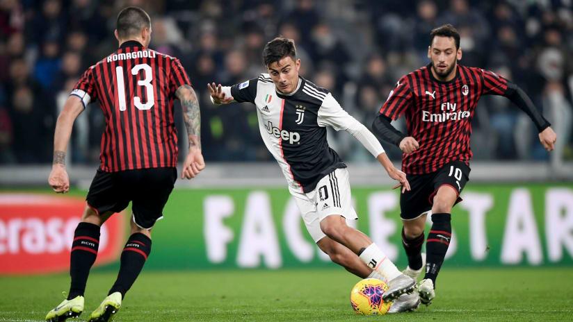 Serie A | Matchweek 12 | Juventus - Milan