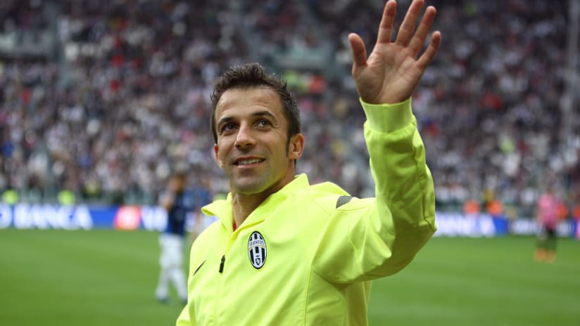 An endless applause for Alex | Juventus - Atalanta