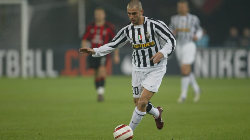 Many happy returns, Marco Di Vaio!