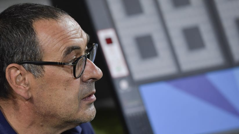Sassuolo - Juventus | Sarri's thoughts