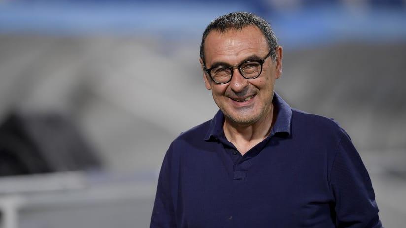 Conferenze stampa   Post Sassuolo - Juventus