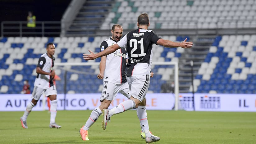 Gamereview | Matchweek 33 | Sassuolo - Juventus