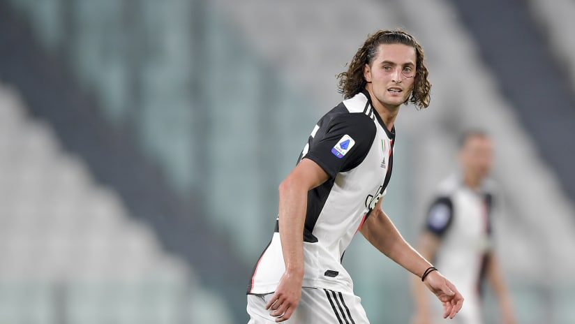 Rabiot, the awareness towards Juventus - Lazio