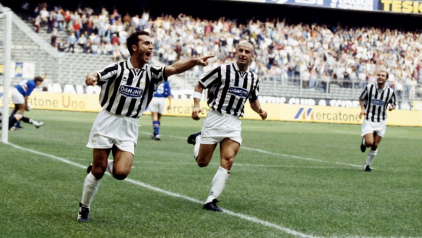 The sunday of the Little Soldier | Juventus - Sampdoria