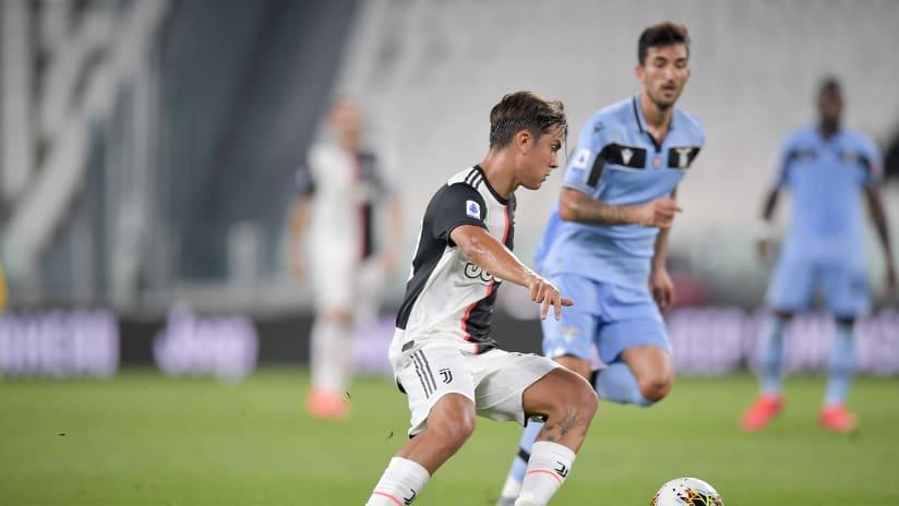 Pitchside view | Matchweek 34 | Juventus - Lazio