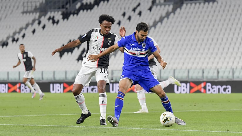Gamereview | Matchweek 36 | Juventus - Sampdoria