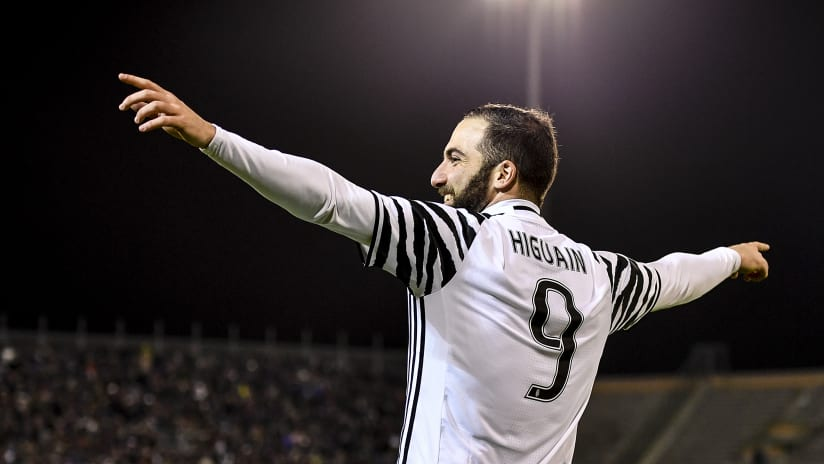 Pipita's super night | Cagliari - Juventus