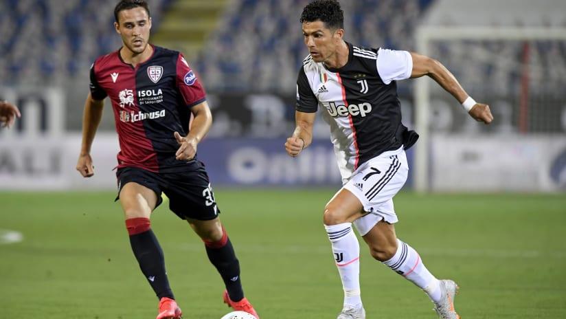 Highlights Serie A | Cagliari - Juventus