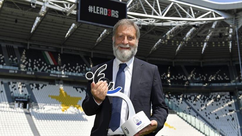 Braghin: «A well deserved Scudetto»