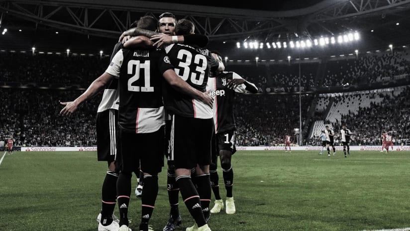Juventus-Lione: siete pronti?