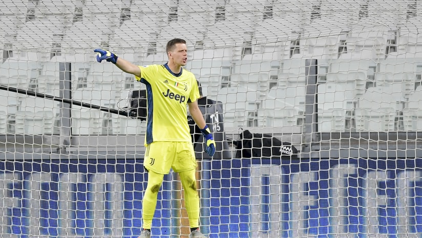 Szczęsny: «We want to qualify»
