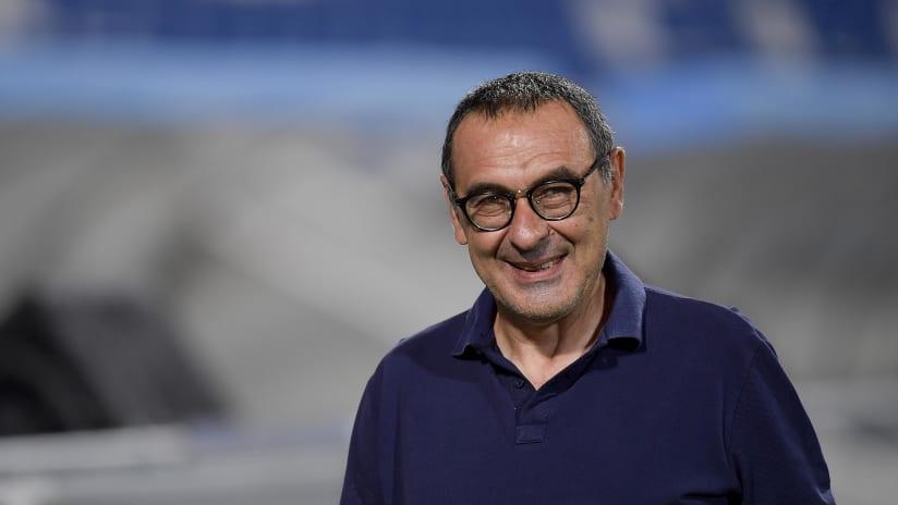 Juventus - Lione | Sarri: «Dobbiamo giocare con lucidità»