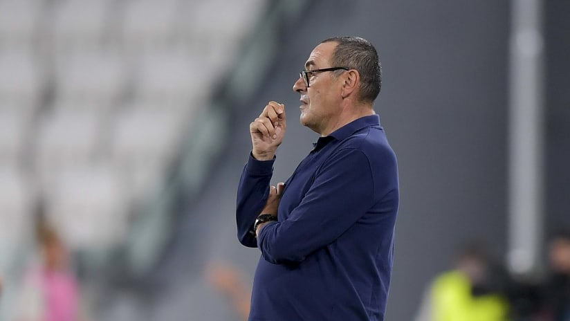 Conferenze stampa | Post Juventus - Lione
