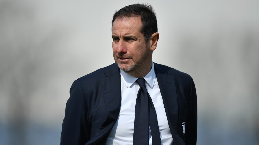 U19 | Juventus - Real Madrid | Mister Zauli's ambition